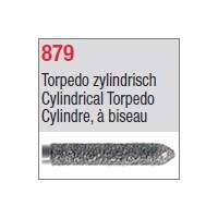 879 - Cylindre, à biseau