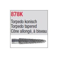 878K - Cône allongé, à biseau