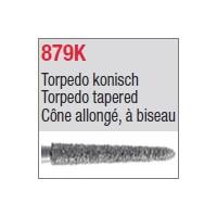 879K - Cône allongé, à biseau