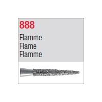 888 - Flamme