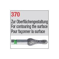 370 - Pour façonner la surface