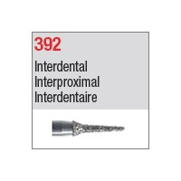 392 - Interdentaire