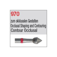 970 - Contour Occlusal