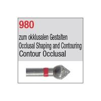 980 - Contour Occlusal