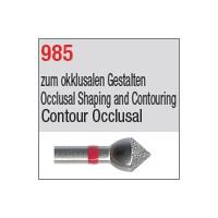 985 - Contour Occlusal