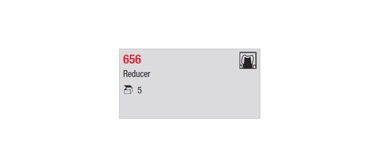 656 - conique long