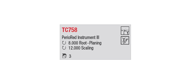 TC758 - bouton