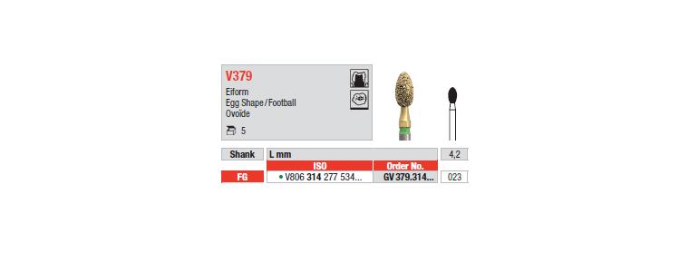 V379 - Ovoïde