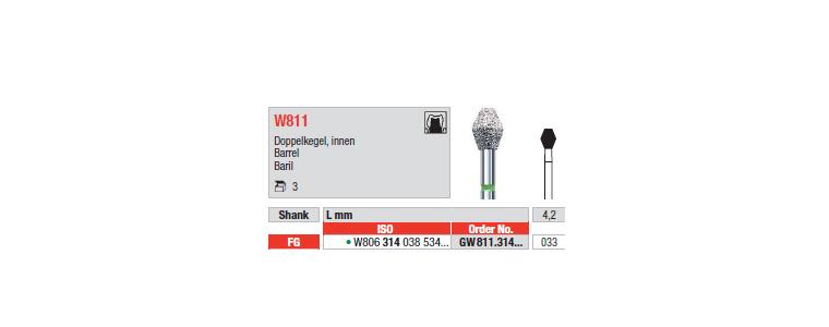 W811 - Baril