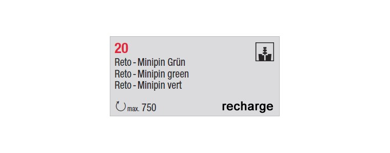 20 - recharges