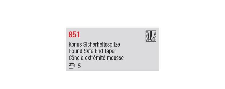 851 - cône