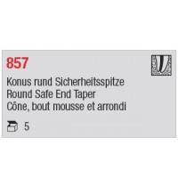 857 - cône long