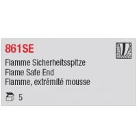 861SE - flamme