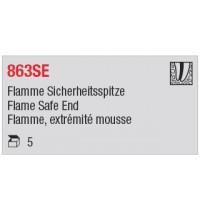 863SE - flamme longue