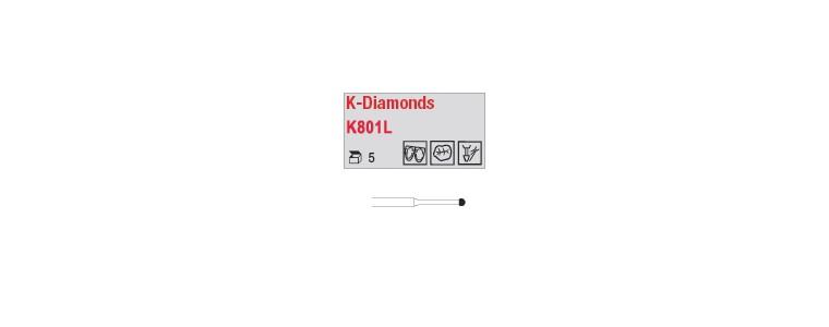 K-Diamonds K801L