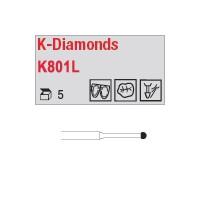 K801L - boule avec col
