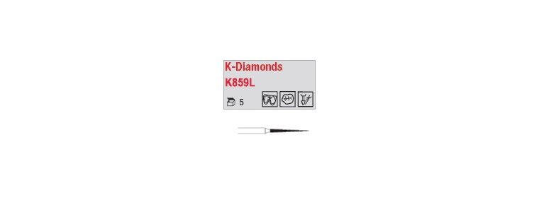 K-Diamonds K859L