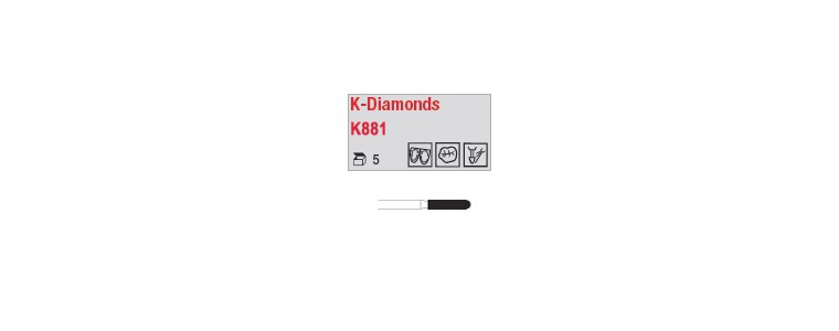 K-Diamonds K881