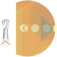 C2 - cône renversé