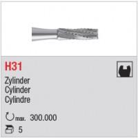 H31 - denture croisée standard