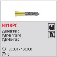 H31RPC - cylindrique ronde
