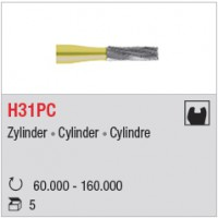 H31PC - cylindrique standard