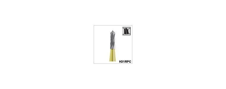 H31RPC coupe-couronne pour dépose d'amalgame et composite.
