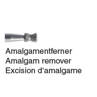 excision d'amalgame