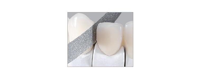 Strips diamantés