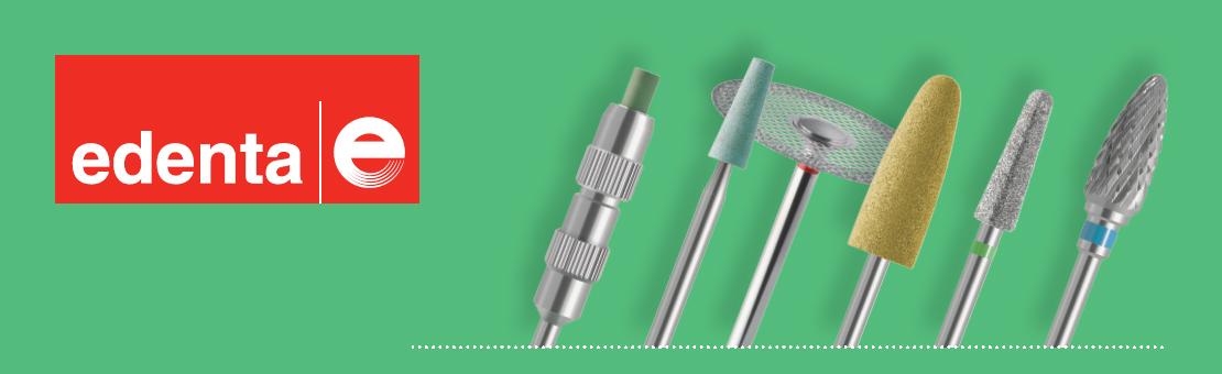 edenta - instruments rotatifs dentaires